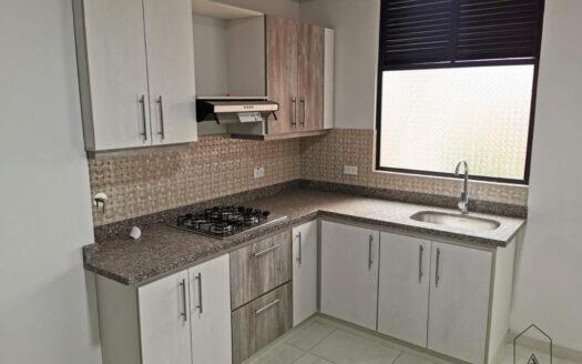Se 𝐚𝐫𝐫𝐢𝐞𝐧𝐝𝐚 apartamento en el barrio Prado, Bello, de 𝟔5 𝐦𝐭𝟐, distribuidos en: 𝐬𝐚𝐥𝐚 𝐜𝐨𝐦𝐞𝐝𝐨𝐫, 𝐜𝐨𝐜𝐢𝐧𝐚 𝐢𝐧𝐭𝐞𝐠𝐫𝐚𝐥, 𝐝𝐨𝐬 𝐚𝐦𝐩𝐥𝐢𝐚𝐬 𝐡𝐚𝐛𝐢𝐭𝐚𝐜𝐢𝐨𝐧𝐞𝐬 𝐜𝐨𝐧 𝐜𝐥𝐨𝐬𝐞𝐭, 𝐳𝐨𝐧𝐚 𝐝𝐞 𝐫𝐨𝐩𝐚𝐬 𝐜𝐨𝐧 𝐜𝐚𝐥𝐞𝐧𝐭𝐚𝐝𝐨𝐫 𝐝𝐞 𝐚𝐠𝐮𝐚 y dos 𝐛𝐚ñ𝐨s.