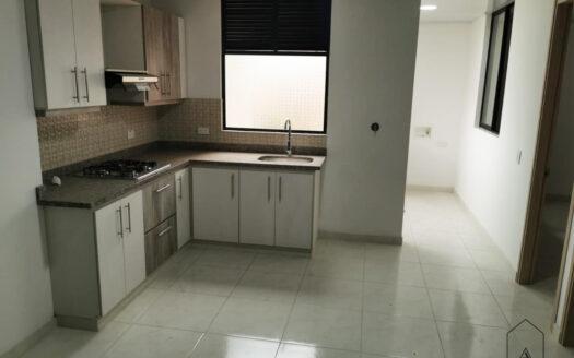 Se 𝐚𝐫𝐫𝐢𝐞𝐧𝐝𝐚 apartamento en el barrio Prado, Bello, de 𝟔𝟎 𝐦𝐭𝟐, distribuidos en: 𝐬𝐚𝐥𝐚 𝐜𝐨𝐦𝐞𝐝𝐨𝐫, 𝐜𝐨𝐜𝐢𝐧𝐚 𝐢𝐧𝐭𝐞𝐠𝐫𝐚𝐥, 𝐝𝐨𝐬 𝐚𝐦𝐩𝐥𝐢𝐚𝐬 𝐡𝐚𝐛𝐢𝐭𝐚𝐜𝐢𝐨𝐧𝐞𝐬 𝐜𝐨𝐧 𝐜𝐥𝐨𝐬𝐞𝐭, 𝐳𝐨𝐧𝐚 𝐝𝐞 𝐫𝐨𝐩𝐚𝐬 𝐜𝐨𝐧 𝐜𝐚𝐥𝐞𝐧𝐭𝐚𝐝𝐨𝐫 𝐝𝐞 𝐚𝐠𝐮𝐚 y 𝐮𝐧 𝐛𝐚ñ𝐨.