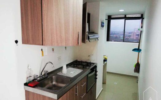 Apartamento en Edificio Vinilo