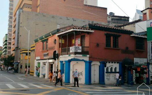 Casa comercial en Centro de Medellín