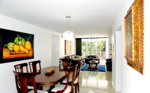 Apartamento en La Aguacatala