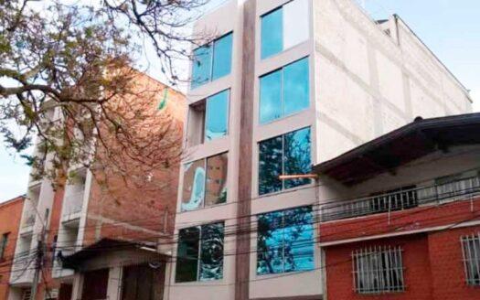 Penthouse en barrio Obrero